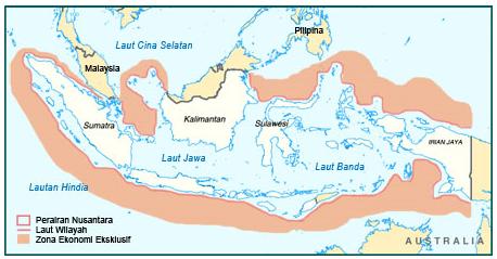 Letak Wilyah Indonesia Donipengalaman9