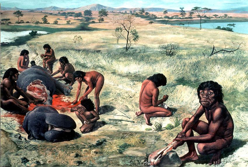 Berburu Dan Meramu Disebut Dengan Istilah