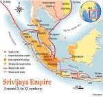 peta pengaruh sriwijaya