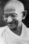 Gandhi portrait ** NB 159024 **